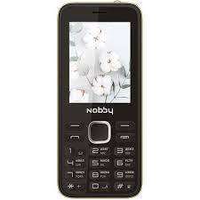 Мобильный <b>телефон Nobby 221</b> Black/Yellow