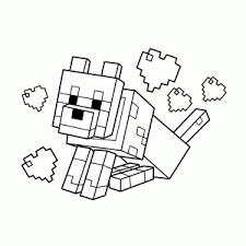 Minecraft Kleurplaten Wel Meer Dan 40 Leuk Voor Kids