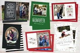 Photo Christmas Card Template As Templates Free Printable Holiday