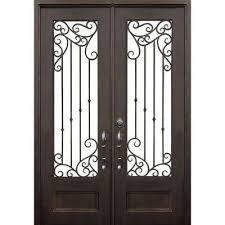 iron front doorsIron Doors  Front Doors  The Home Depot