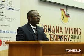 Image result for Ghana Chamber of Mines, Mr Sulemanu Koney