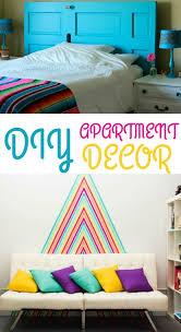 Apartment Decor Diy Interesting Decorating Design