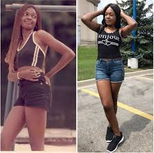Image result for omoni oboli before and after