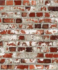 brick wall wallpaper from the just
