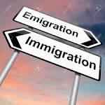 emigration and immigration