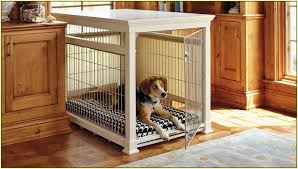 fancy dog crates furniture. image of dog crate furniture diy fancy crates d