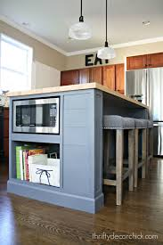 microwave in island. Adding Microwave In Island S