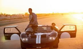 14 ноября в прокат выходит «ford против ferrari» — спортивная драма с мэттом дэймоном и кристианом бэйлом. Ford V Ferrari Blu Ray Review Fast And Personal Dvd Damon Bale