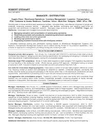 Cover Letter Logistics Resume Logistics Resume Templates