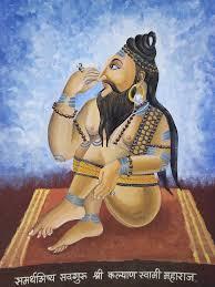 File Kalyan Swami Shishya Of Samarth Ramdas Swami Jpg Wikimedia