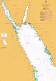 Suez As Suways To Berenice Barnis Marine Chart