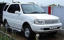 Tata Safari - Wikipedia