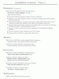 100 Short Resume Template 11 Amazing Automotive Resume