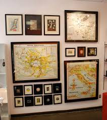 subway shower maps as wall art curtain to a coffee table bowl made from melted down