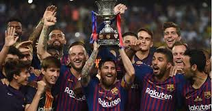 The supercopa de españa (english: Official Supercopa De Espana Dates And Time Revealed Tribuna Com