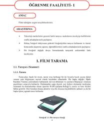 GRAFİK VE FOTOĞRAF ALANI - PDF Ücretsiz indirin