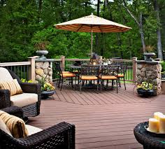 deck wrought iron table. Wrought Iron Outdoor Furniture Plus Deck Railings. Cozy Seating With Decorating Ideas: Pictures Of Screened In Porches Ideas Table G