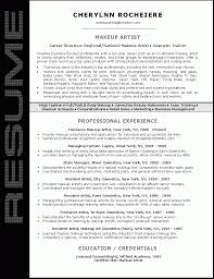 Freelance Makeup Artist Resume Examples Resume Beginner Freelance Makeup Artist Example Job And Template 12