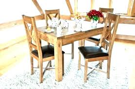 kitchen table round round dining table designs