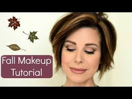 trendy fall makeup tutorial with a clic spin you