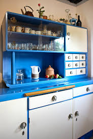 Of Blue Kitchens Flamboyant Blue Kitchen Paint Color And Accent For Inspirations