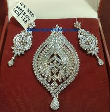 diamond pendant sets designs