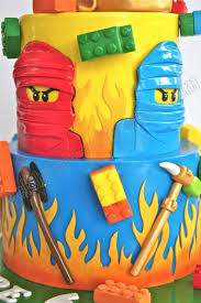 a blog about customized cakes in singapore | Lego birthday cake, Ninjago  birthday, Lego ninjago cake