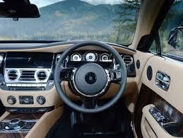 wraith car interior. wraith car interior