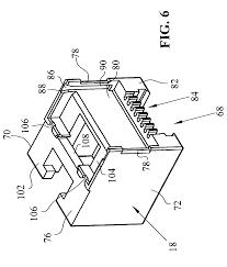 Wiring diagram forj45 jacks pinout t568aj12 to connector tip rj12