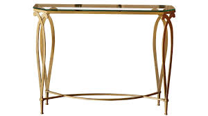 gold console table. Table Gold Console