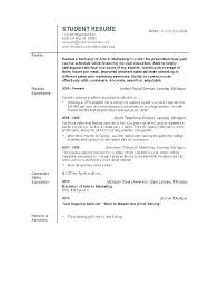 Resume Objective Statement Objective Statement Resume Objective ...
