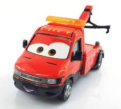 100% Original Rare Pixar Cars 2 Movie Towin Eoin Iveco Tow Truck ...
