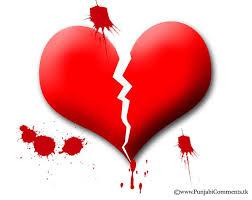 top broken heart pic