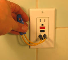 How To Cover Wires Upgrade A 2 Prong Outlet With A New Gfci