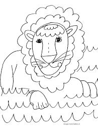 Disegni Degli Animali Leone Disegni Mammafelice