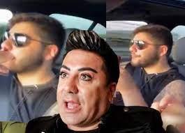 Murat Övüç'ün oğlu Burakcan Övüç'ten bir skandal daha! Arabada alkol aldı,  sosyal medyadan paylaştı