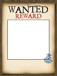 Fbi Wanted Poster Template Pictures And Cliparts Download Free
