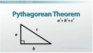 trigonometry and the pythagorean theorem video lesson  pythagorean theorem