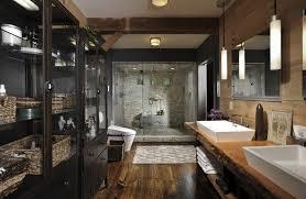 Modern Luxury Bedroom Design Earthy Master Bathroom Designs