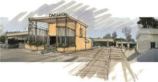 modern architecture sketch. Modern Car Wash Architect Fashion Square Architecture Sketch