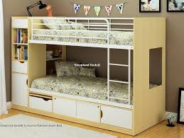 Bunk Beds with Storage Ideas as Excellent Saving Place