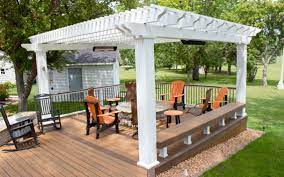 Seeking An Outdoor Oasis Pergolas Create Room Like Space Inforum