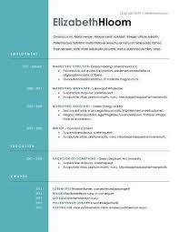 Modern Resume Format 5173