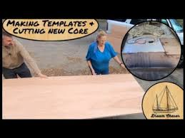 Pres A Ply Templates Making Templates Cutting And Installing Marine Grade Plywood Core