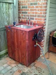 outdoor sink garden hose another outdoor sink design outdoor sink garden hose reel