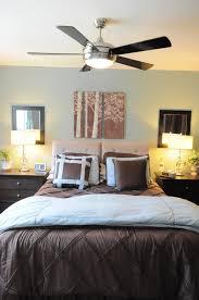 modern ceiling fan with lights bedroom