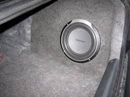 Custom Fiberglass Subwoofer : 9 Steps (with Pictures) - Instructables