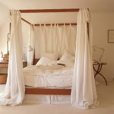 Four Poster Bed Curtains four poster bed frame - bed : home design ideas  #91b8mmnp4r