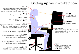 ergonomic home office desk. captivating ergonomic office desk setup amazing marvelous home design trend 20 with