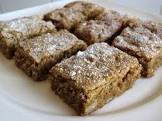 amish butterscotch brownies